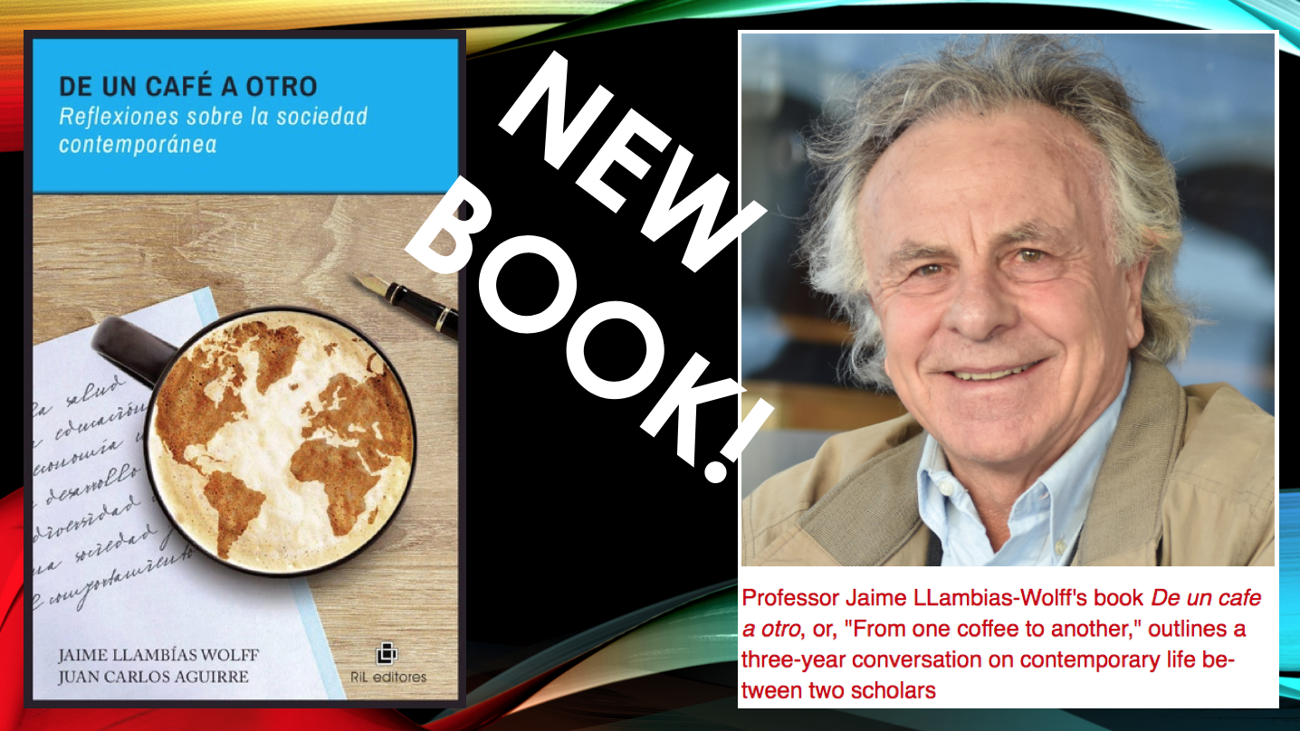 HESO Assoc. Prof. Jaime Llambias-Wolff has a new book out!